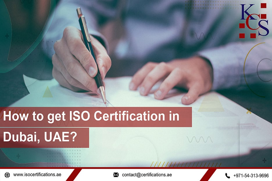 get ISO 9001